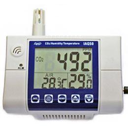 二酸化炭素ガス濃度計 IAQ-50